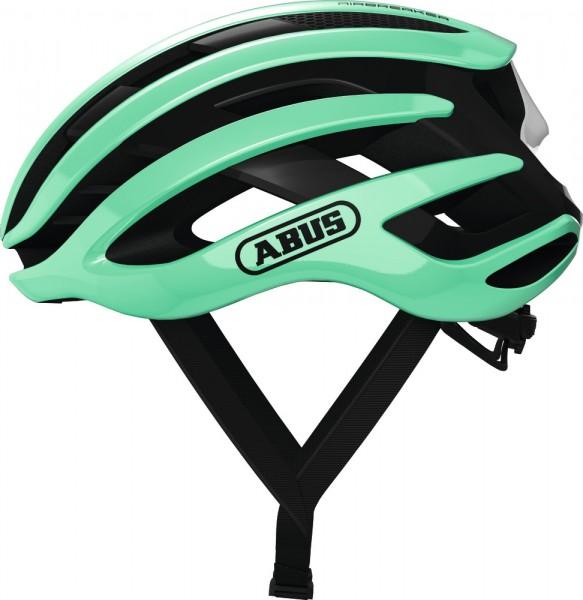 ABUS Fahrradhelm AirBreaker celeste green S