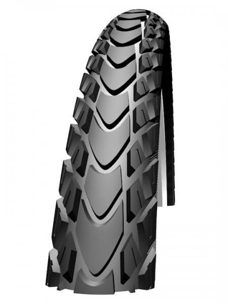 Schwalbe Fahrradreifen Marathon Mondial HS 428 schwarz Reflex 50-584 27,5x2,00 650B 11600785 faltba