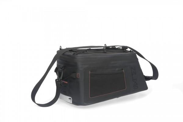 NEW LOOXS Gepäckträgertasche Varo Trunkbag Befestigung: Snapit | schwarz | Für Racktime Gepäckträger