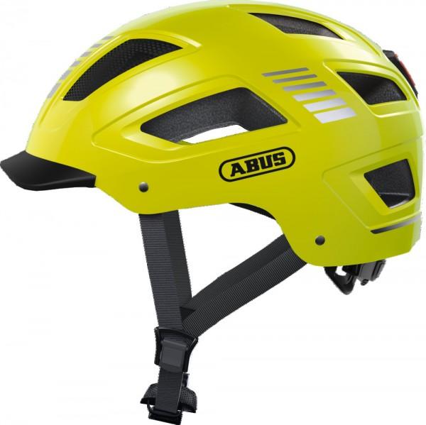 ABUS Fahrradhelm Fahrradhelm Hyban 2.0 Signal yellow L