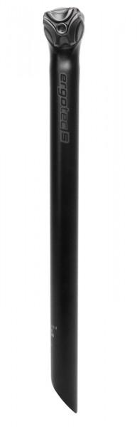 ERGOTEC Patentsattelstütze Alu Viper Offset: 0 mm | Durchmesser: 27,2 mm | SB-Verpackung