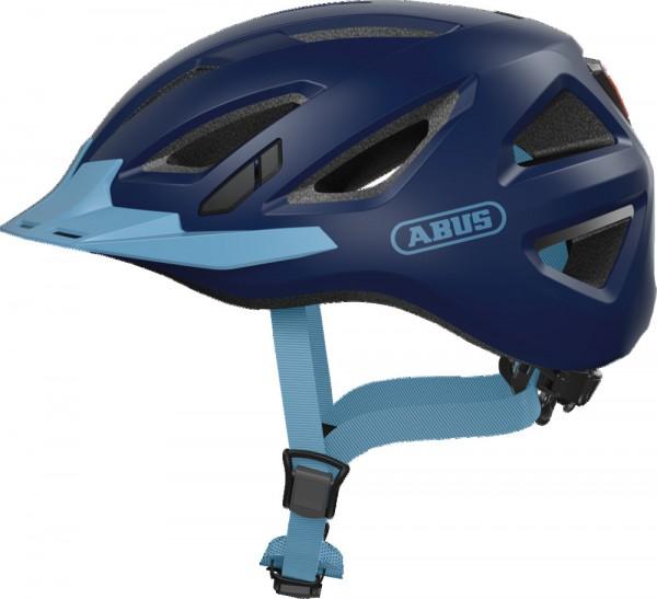 ABUS Fahrradhelm Fahrradhelm Urban-I 3.0 core blue M
