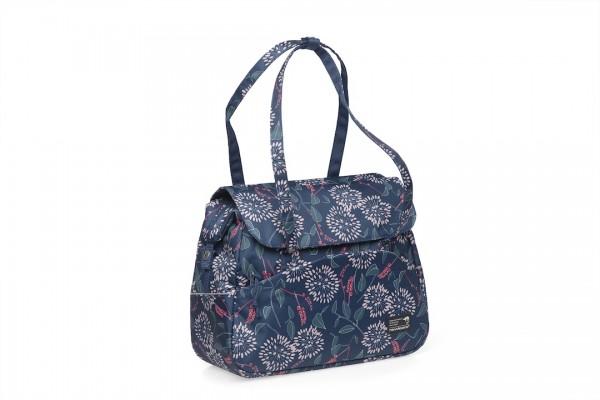 NEW LOOXS Handtasche Tosca Zarah Befestigung: Haken | blau