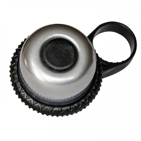 REICH E-Bike Glocke Swing Inside silber | Durchmesser: 36 mm