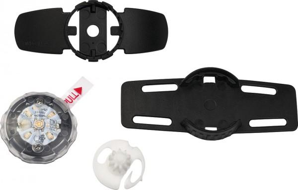 ABUS Fahrradhelm Verstellsystem ZoomLite 4 LED