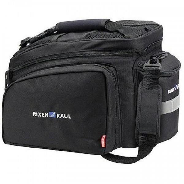 RIXEN & KAUL Gepäckträgertasche Tourino Befestigung: Klickfix | schwarz
