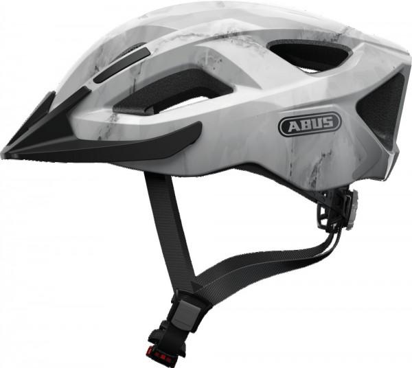 ABUS Fahrradhelm Fahrradhelm Aduro 2.0 grey marble S
