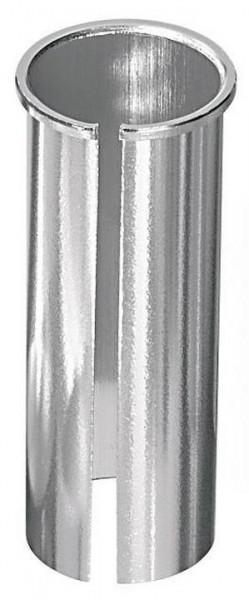 Kalibrierbuchse 27,2 auf 22,2 mm Sattelstütze Durchmesser: 27,2 mm | silber