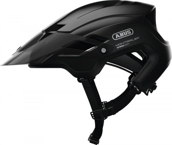 ABUS Fahrradhelm MonTrailer velvet black L