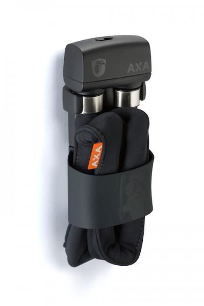 AXA Faltschloss 800 anthrazit | Länge: 1000 mm