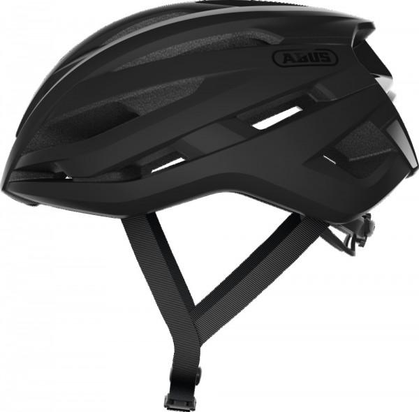 ABUS Fahrradhelm Fahrradhelm StormChaser velvet black S