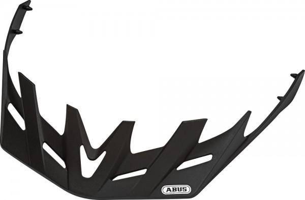 ABUS Fahrradhelm Ersatzschirm Urban-I 2.0 schwarz