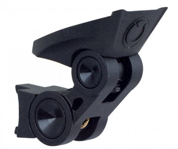 BY.SCHULZ Displayhalter SDS Link Pro f. Bosch Kiox schwarz-matt | für SDS Frontkappe, Bosch Kiox Dis