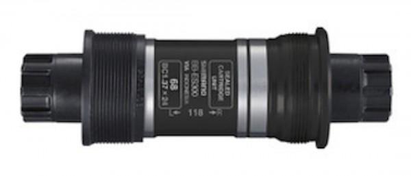 SHIMANO Innenlager BBES300 Octalink Gehäusebreite: 68 mm   Achslänge: 118 mm