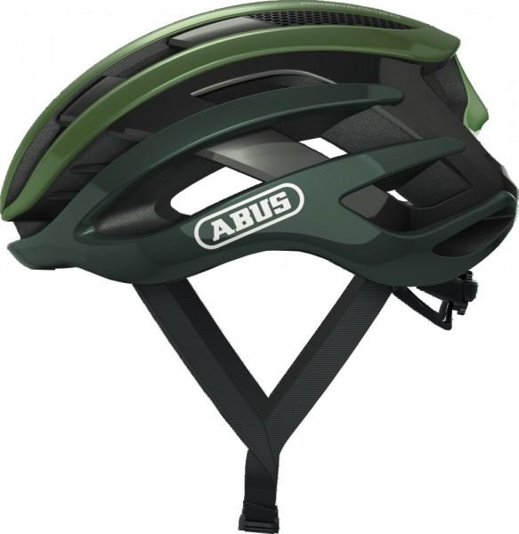 ABUS Fahrradhelm Fahrradhelm AirBreaker opal green L