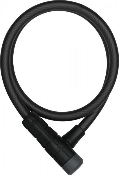 ABUS Fahrradschloss Spiralkabelschloss Primo 5510K/180/10 black SCLL