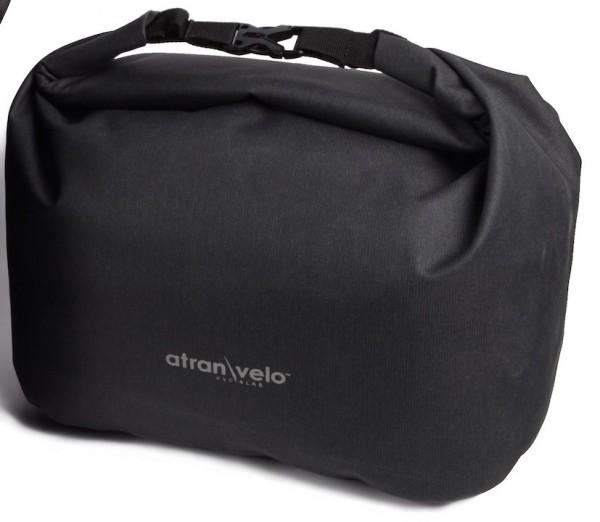 ATRAN VELO Einlegetasche für HR-Körbe Epic schwarz | Für HR-Körbe Epic