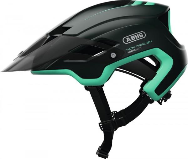 ABUS Fahrradhelm MonTrailer smaragd green M