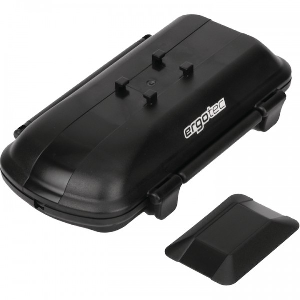 ERGOTEC Smartphonehalter Cockpit Box schwarz