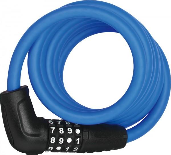 ABUS Fahrradschloss Numero 5510C/180/10 blue SCMU