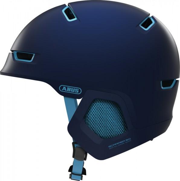 ABUS Fahrradhelm Scraper 3.0 ERA ultra blue L