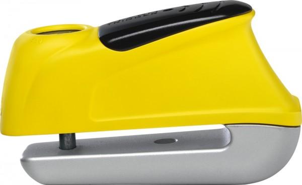 ABUS Fahrradschloss Trigger Alarm 345 yellow