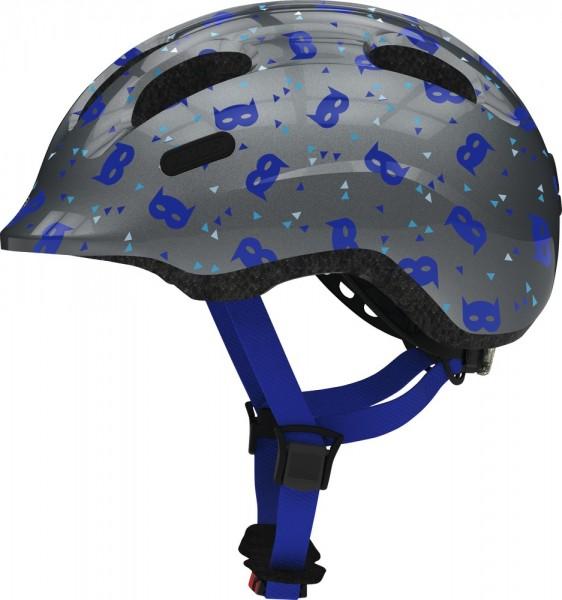 ABUS Fahrradhelm Smiley 2.1 blue mask S