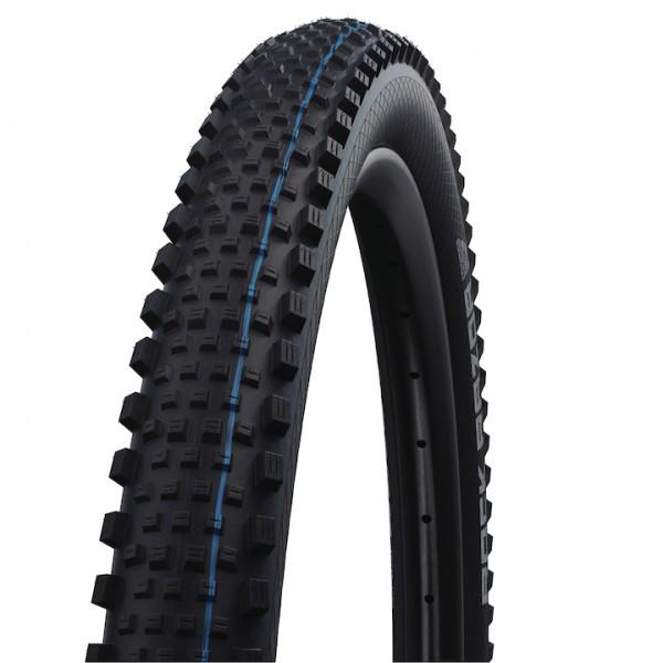 SCHWALBE Fahrradreifen Rock Razor ADDIX HS 452 27,5 Zoll | ETRTO: 60-584 | Falt | SnakeSkin | schwar
