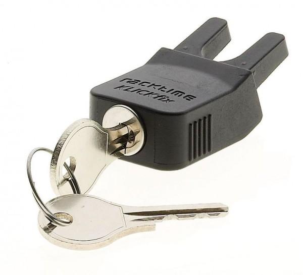 RACKTIME Schloß für Snapit-Adapter Secure-it Für alle Snapit-Adapter