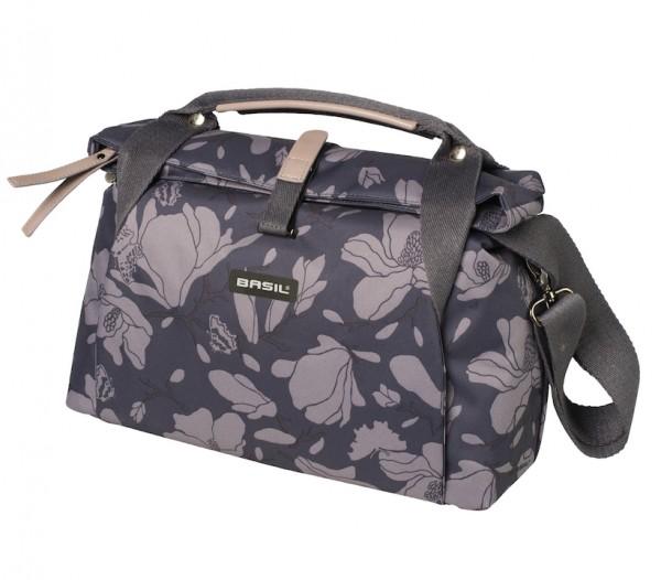 BASIL Lenkertasche Magnolia City Bag Befestigung: Klickfix / BasEasy | blackberry