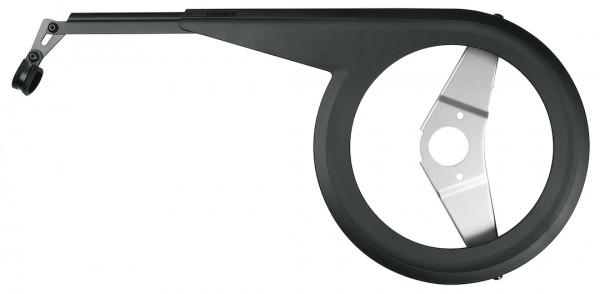 SKS Kettenschutz Chainbow Kompatibilität: 48 Zähne   schwarz