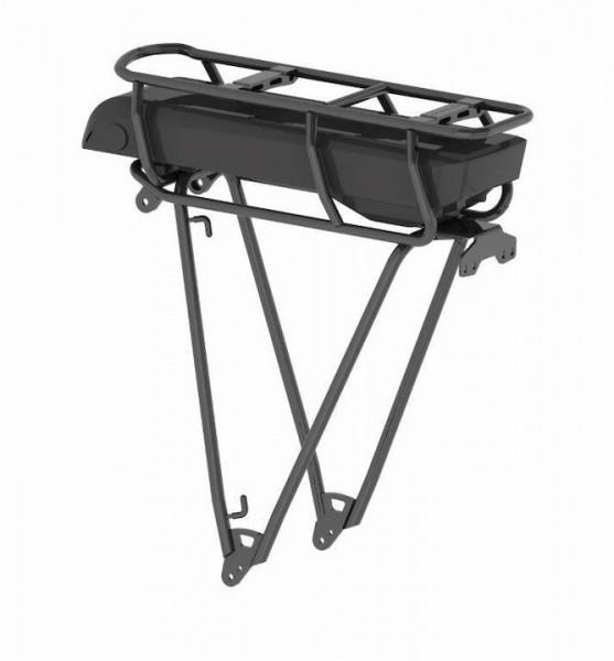 RACKTIME Gepäckträger RT Bosch Standard schwarz | Laufradgröße: 28 Zoll