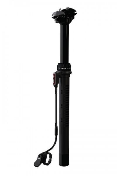 KIND SHOCK Sattelstütze LEV Integra Remote 272 schwarz | Durchmesser: 27,2 mm | SB-Verpackung