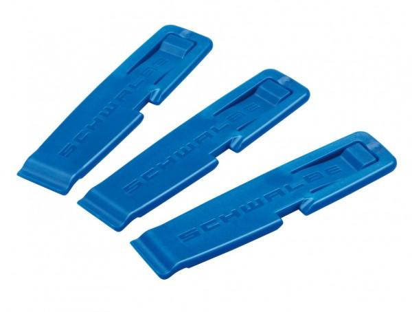 SCHWALBE Schwalbe Reifenheber-Set 3 Stück blau 1847 blau