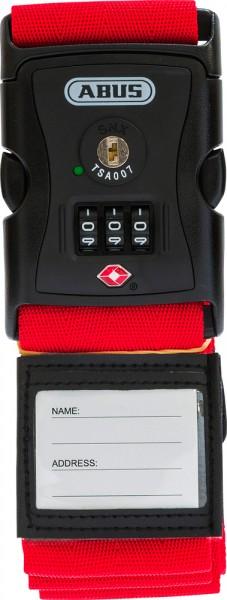 ABUS Kofferband 620TSA/192 rot Kofferband