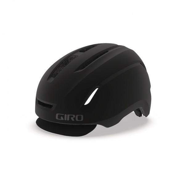 Fahrradhelm Giro Urbanhelm Caden LED Unisex matte black L 59-63 cm matte black,L 59-63 cm