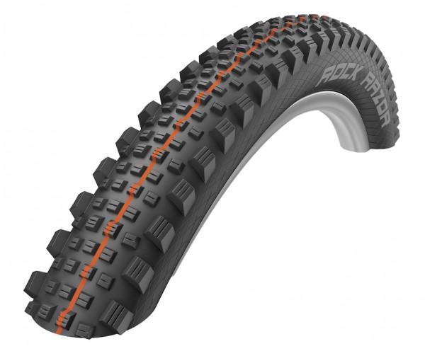 SCHWALBE Fahrradreifen Rock Razor ADDIX HS 452 27,5 Zoll   ETRTO: 60-584   Falt   SnakeSkin   ADDIX