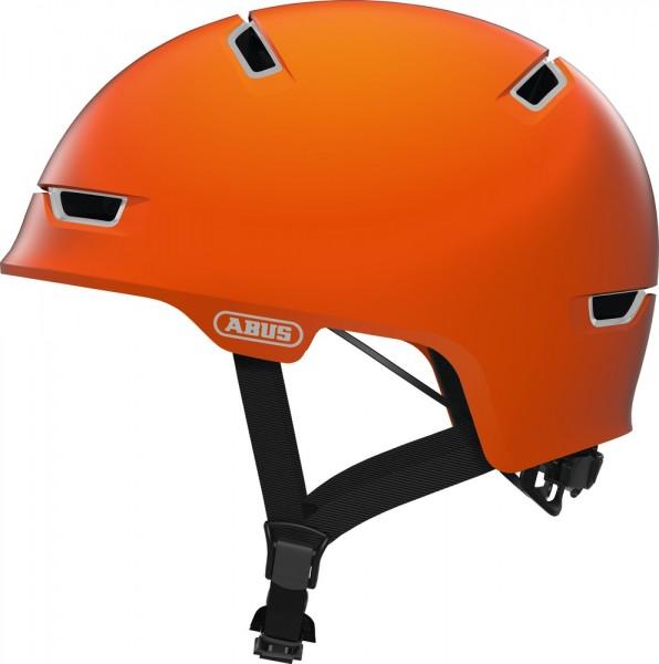 ABUS Fahrradhelm Scraper 3.0 ACE signal orange L