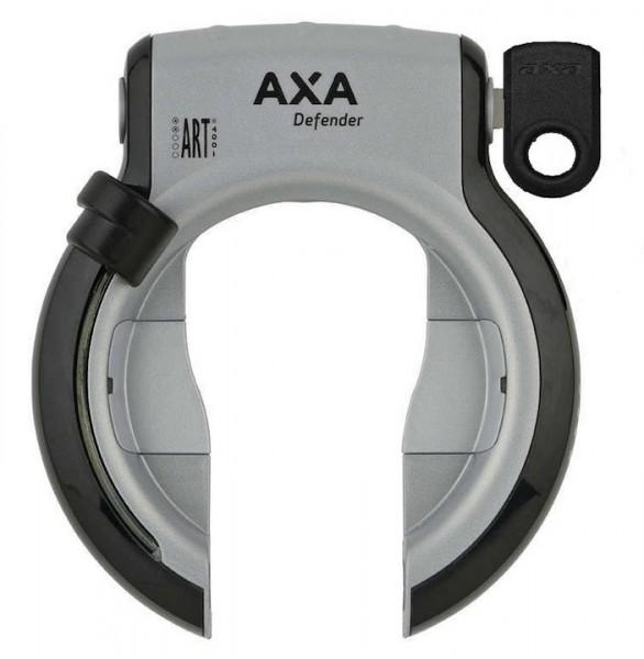 AXA Rahmenschloss Defender RL silber / schwarz