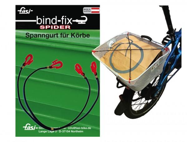 FASI Spanngurt bind-fix Spider für Körbe