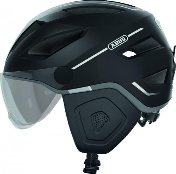 ABUS Fahrradhelm Pedelec 2.0 ACE velvet black L