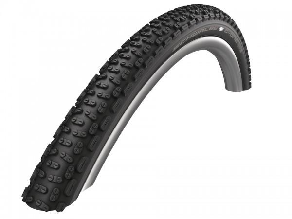 SCHWALBE Fahrradreifen G-One Ultrabite HS 601 28 Zoll | ETRTO: 40-622 | Falt | MicroSkin | ADDIX Spe