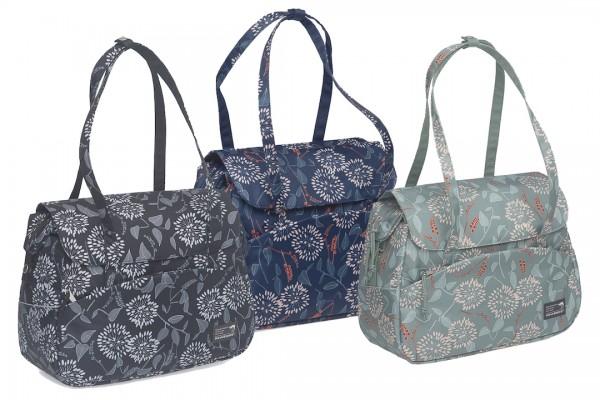 New Looxs Handtasche Tosca Zarah schwarz schwarz,38 x 28 x 15,5 cm,16 Liter