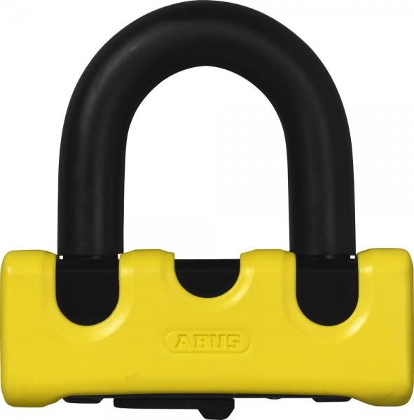 ABUS Fahrradschloss GRANIT? Power XS 67/105HB50 yellow