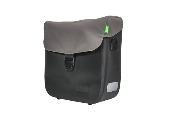 RACKTIME Racktime Einzeltasche Tommy Befestigung: Haken | onyxschwarz/basaltgrau
