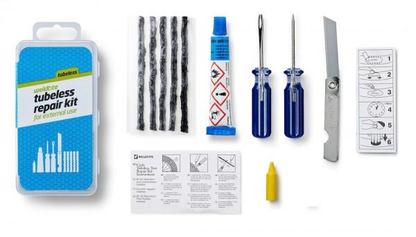 WELDTITE Tubeless Repair Kit gross