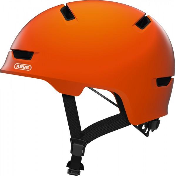 ABUS Fahrradhelm Scraper 3.0 signal orange L