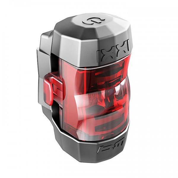 B&M LED Akkurücklicht IXXI Befestigung: Sattelstütze