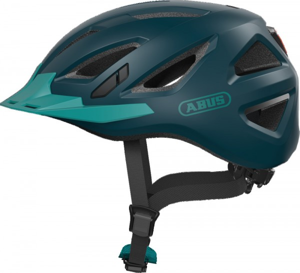 ABUS Fahrradhelm Fahrradhelm Urban-I 3.0 core green M