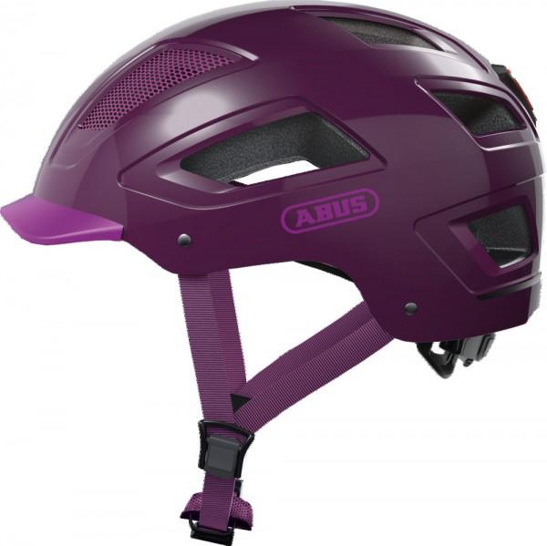 ABUS Fahrradhelm Fahrradhelm Hyban 2.0 core purple M